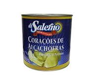 ALCACHOFRA CORAÇÃO INTEIRO DI SALERNO 2,5 KG
