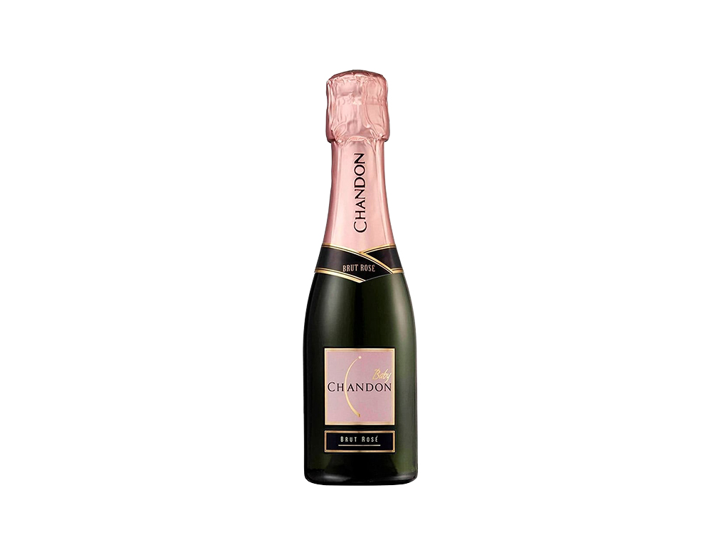 ESPUMANTE CHANDON BABY ROSÉ 187 ML