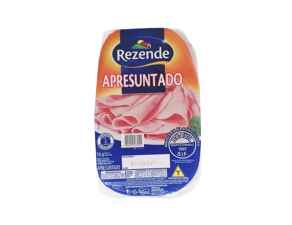 APRESUNTADO REZENDE 3,6 KG