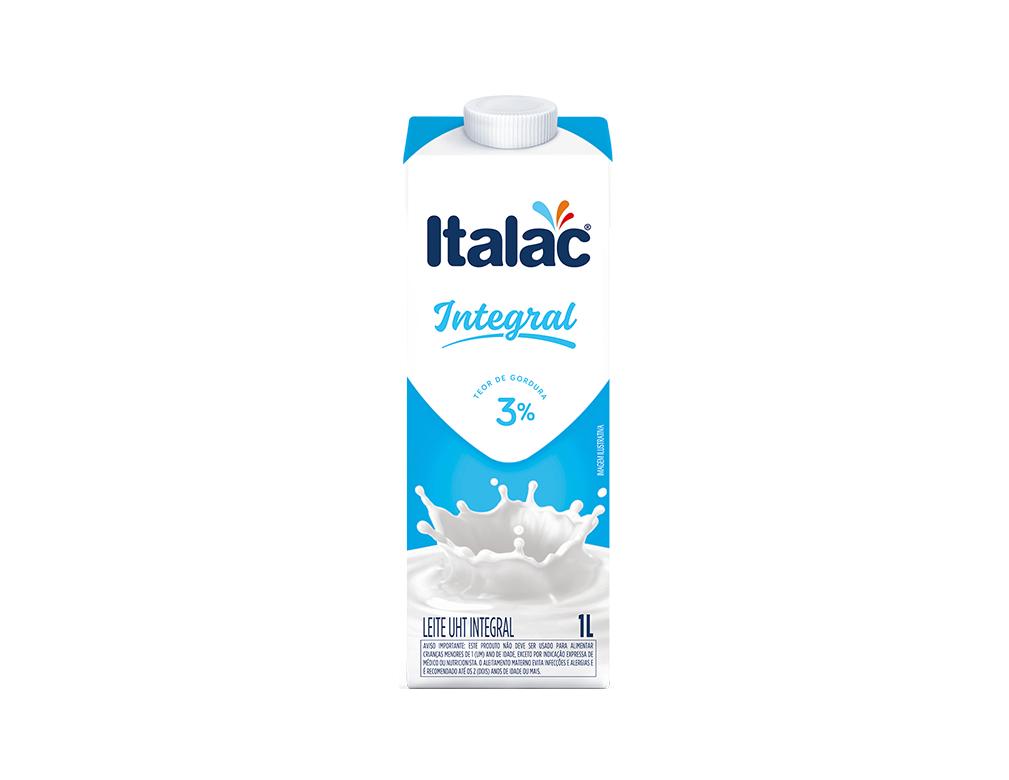 LEITE INTEGRAL ITALAC 1 L