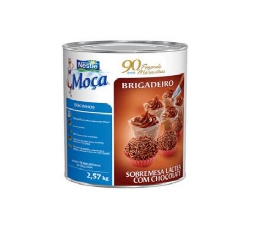BRIGADEIRO MOÇA NESTLÉ 2,570 KG