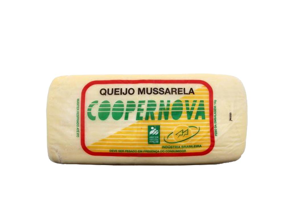 MUÇARELA COOPERNOVA 4 KG