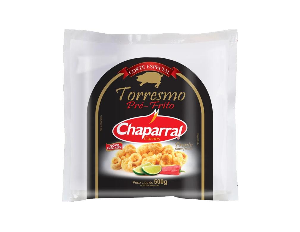 TORRESMO PRÉ FRITO CHAPARRAL 500 G