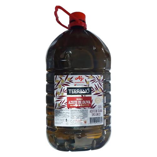 AZEITE OLIVA TERRANO 5,01 L