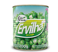 ERVILHA BONARE GOIÁS VERDE 200 G