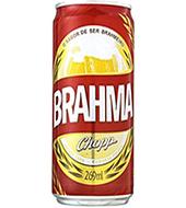 CERVEJA PEQUENA BRAHMA LATA 269 ML
