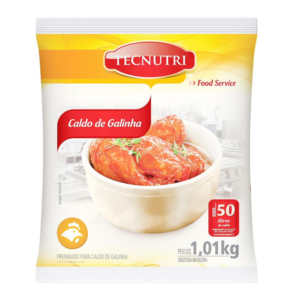 CALDO DE GALINHA TECNUTRI 1,01 KG