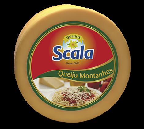 PARMESÃO MONTANHÊS 4 MESES SCALA 6 KG