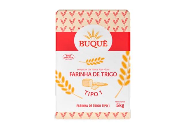 FARINHA DE TRIGO TIPO 1 BUQUÊ 5 KG