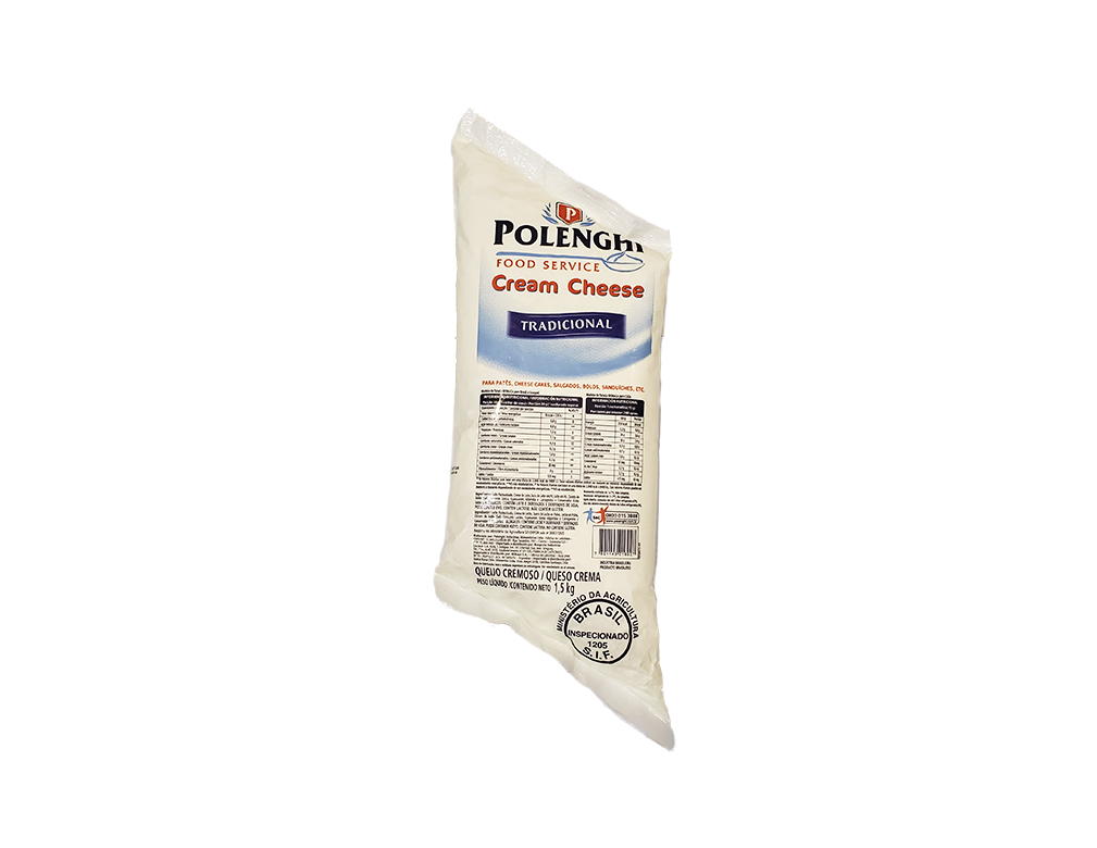 CREAM CHEESE POLENGHI 1,5 KG