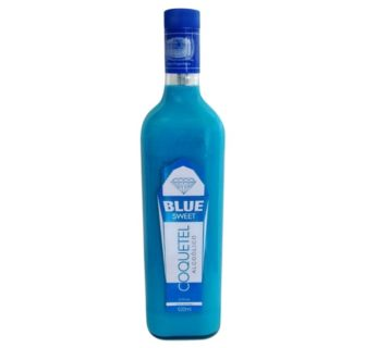 COQUETEL BLUE SWEET PINGA AZUL 920 ML