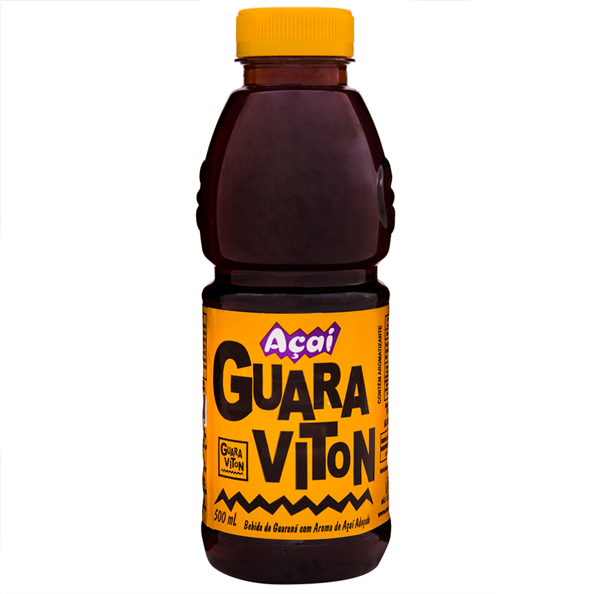 SUCO GUARAVITON AÇAÍ 500 ML