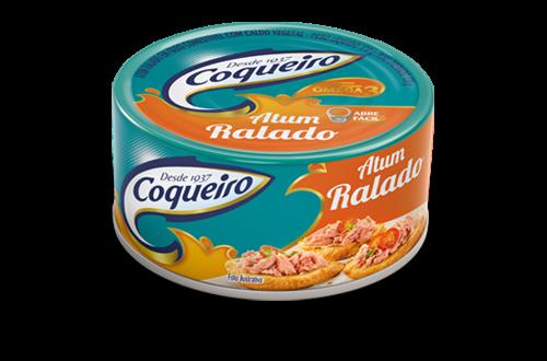 ATUM RALADO COQUEIRO 170 G