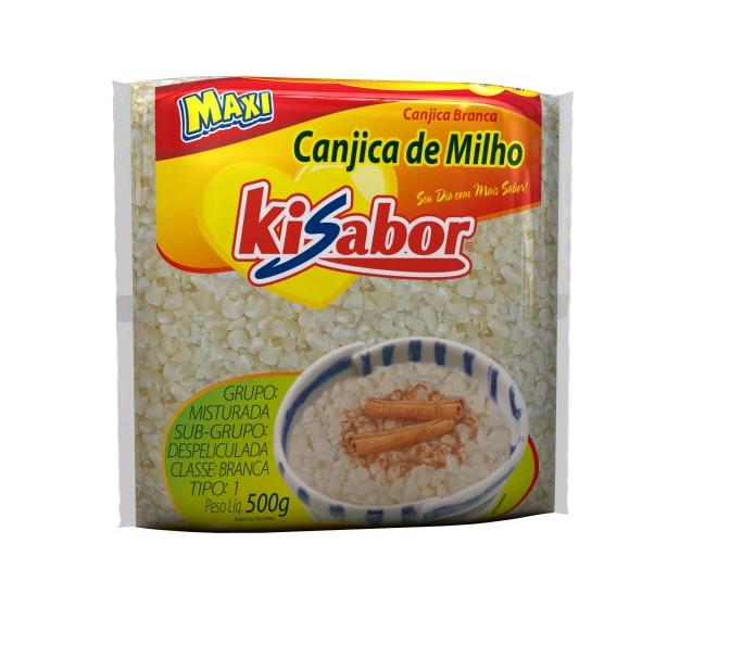 CANJICA DE MILHO KI SABOR 500 G