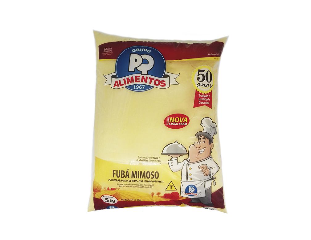 FUBÁ MIMOSO PQ 5 KG