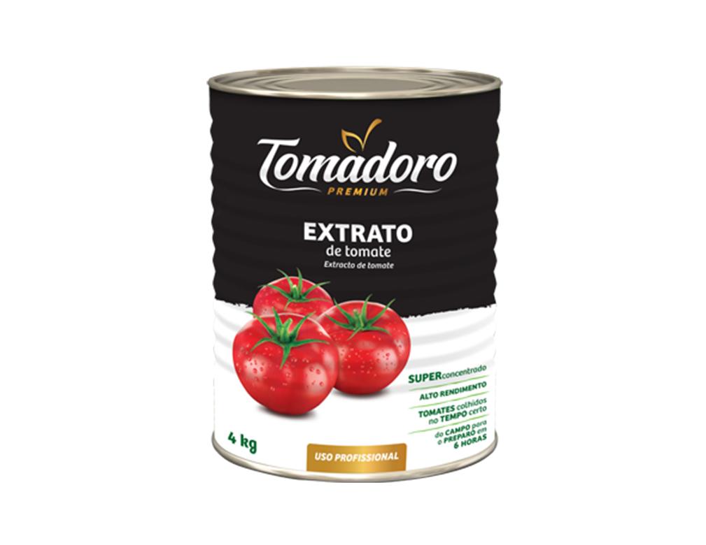 EXTRATO DE TOMATE TOMADORO PREMIUM GOIÁS VERDE 4 KG