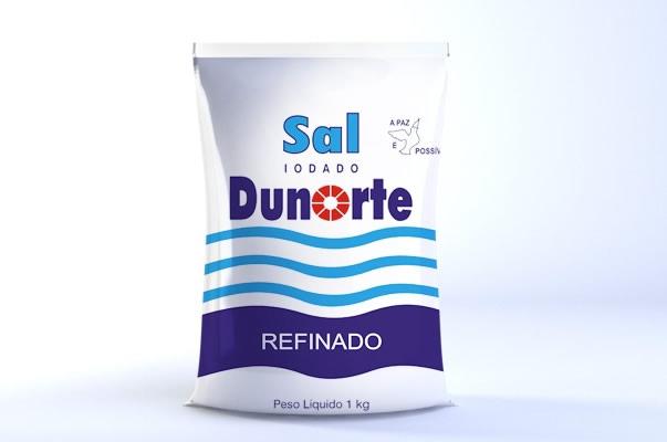 SAL DUNORTE 1 KG