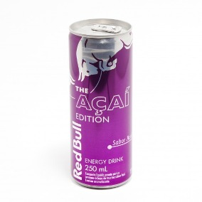 ENERGÉTICO RED BULL AÇAÍ EDITION 250 ML