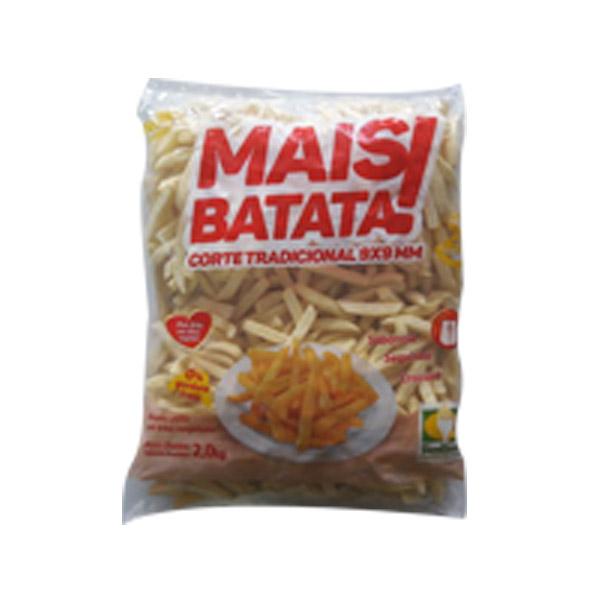 BATATA CONGELADA PALITO 9 MM BEM BRASIL 2 KG