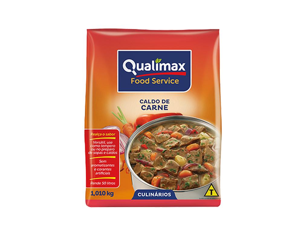 CALDO DE CARNE QUALIMAX 1,1 KG