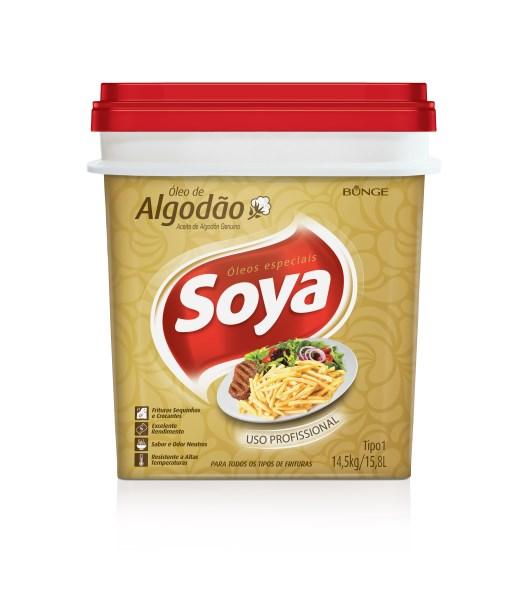ÓLEO DE ALGODÃO SOYA