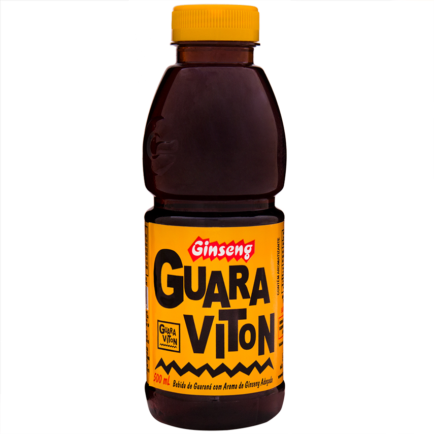 SUCO GUARAVITON GINSENG 500 ML