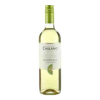 VINHO CHILENO BRANCO SECO FINO SAUVIGNON BLANC CHILANO 750 ML