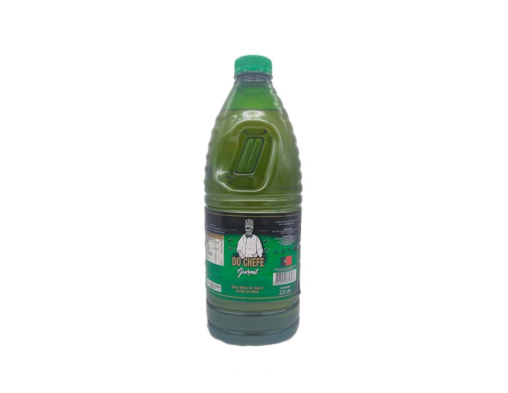 AZEITE COMPOSTO OLIVA E SOJA DO CHEFE 2 L