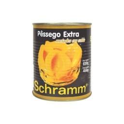 PÊSSEGO CALDA SCHRAMM 450 G