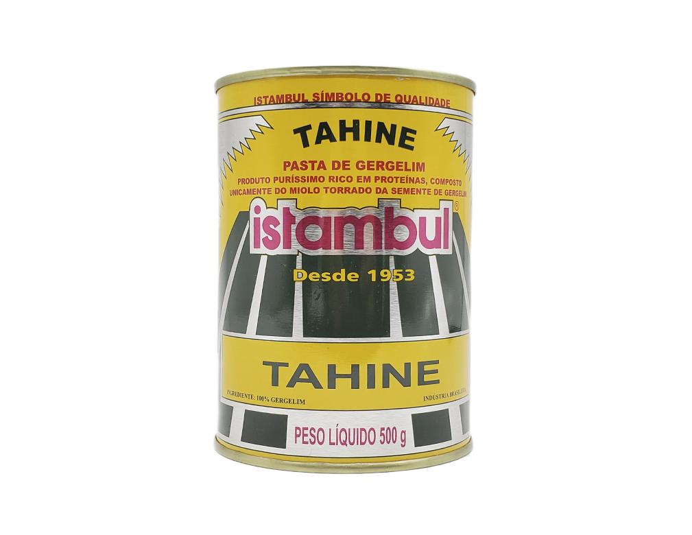 GERGELIM TORRADO PASTA TAHINE ISTAMBUL 500 G