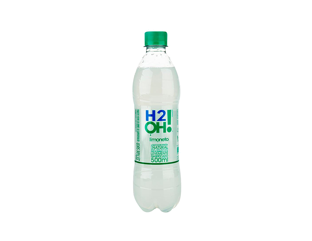 H2O LIMONETO PET 500 ML