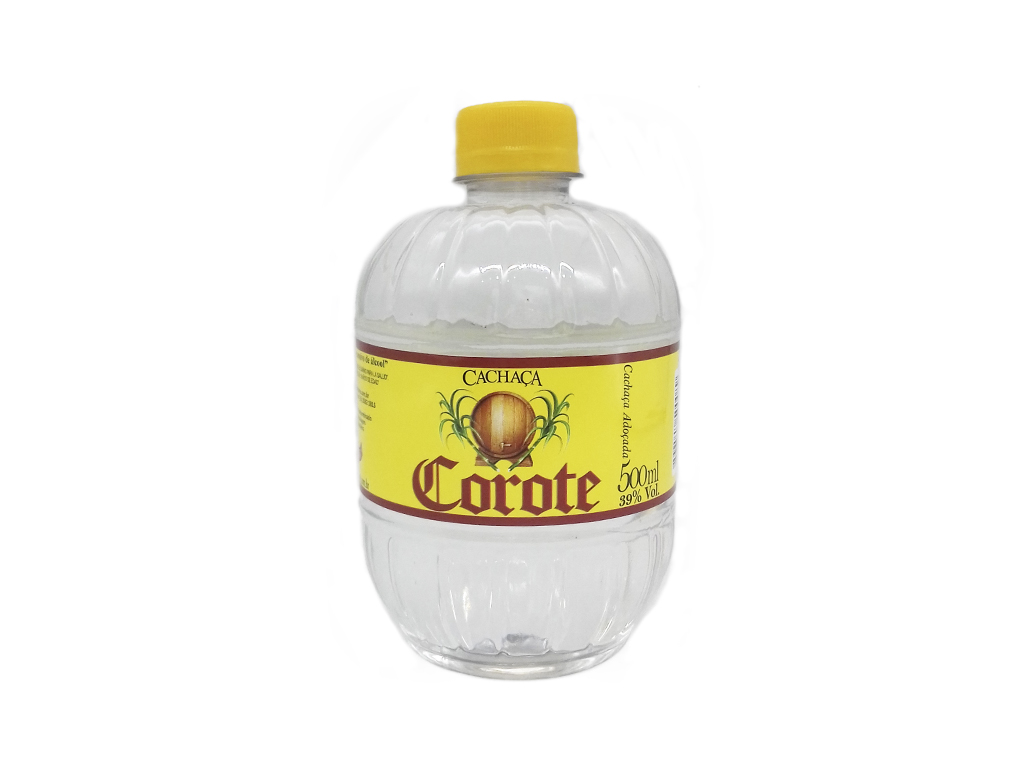 CACHAÇA COROTE 500 ML