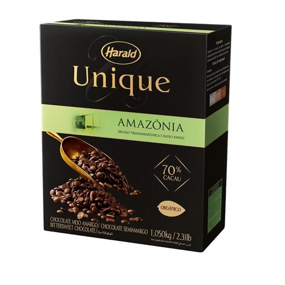 GOTAS DE CHOCOLATE MEIO AMARGO 70 %