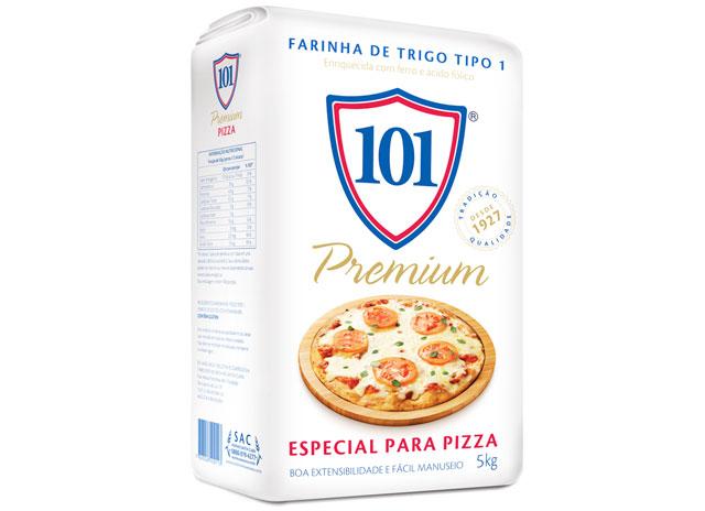FARINHA DE TRIGO PIZZA 101 5 KG