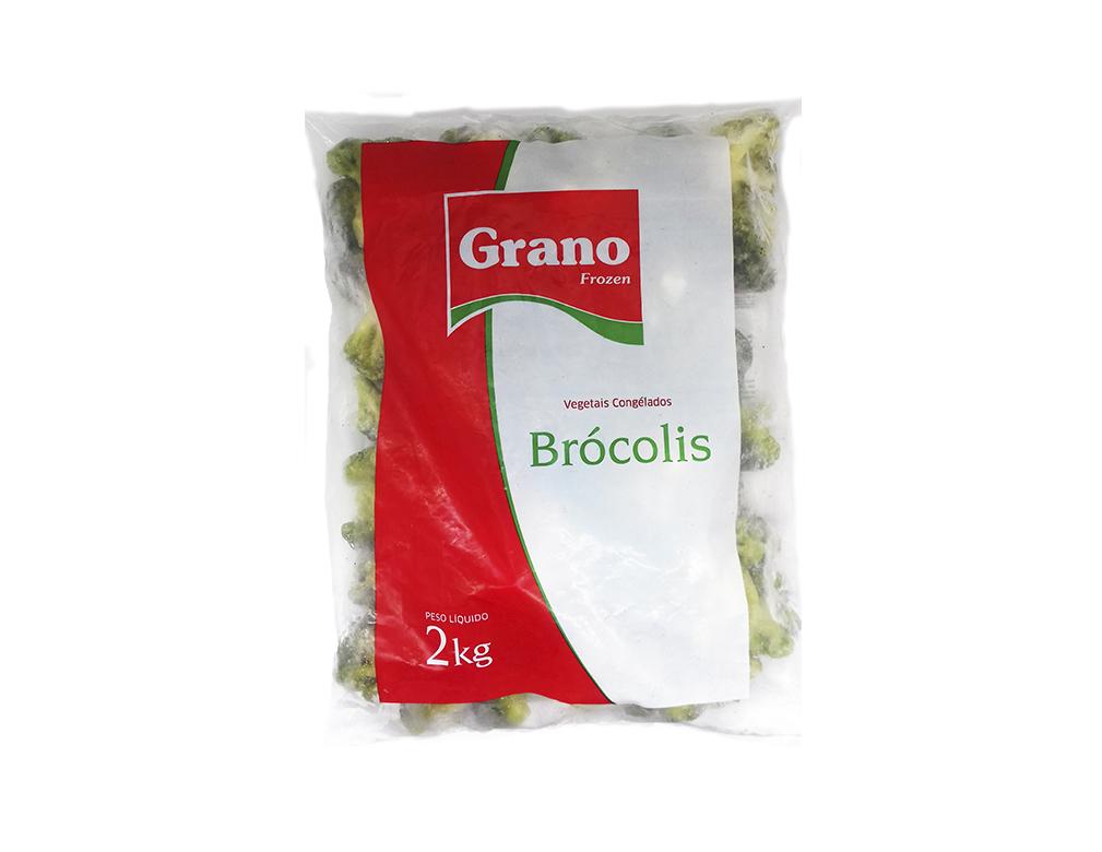 BRÓCOLIS CONGELADO GRANO 2 KG