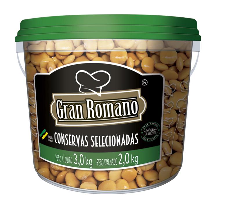 TREMOÇO GRAN ROMANO