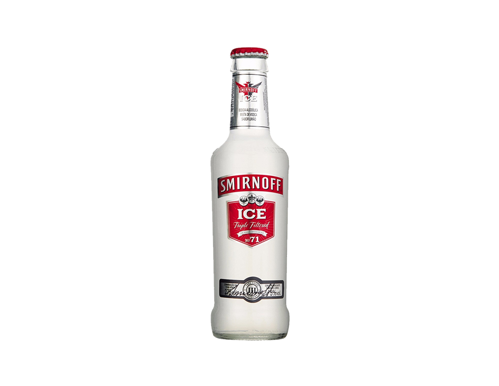 VODKA SMIRNOFF ICE LONG NECK 275 ML