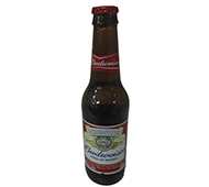 CERVEJA BUDWEISER LONG NECK 330 ML