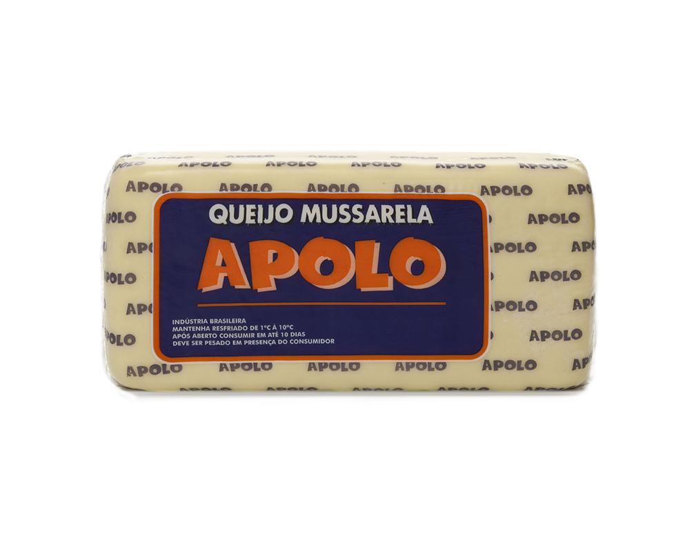 MUÇARELA APOLO 4 KG
