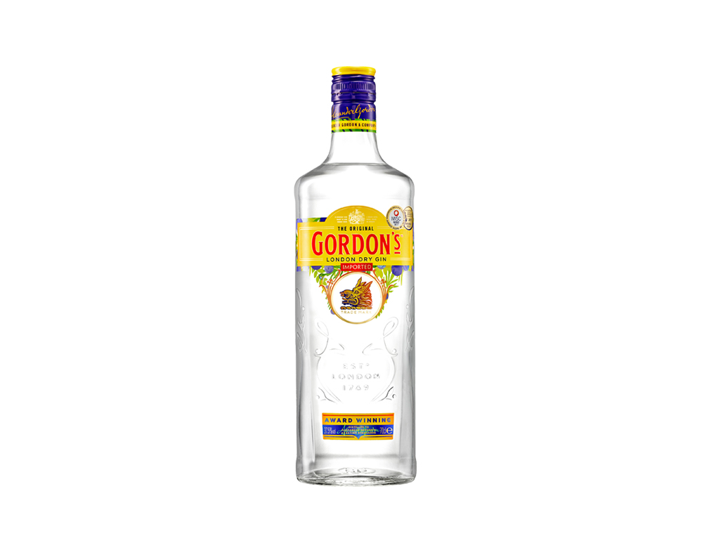 GIN GORDON´S 750 ML