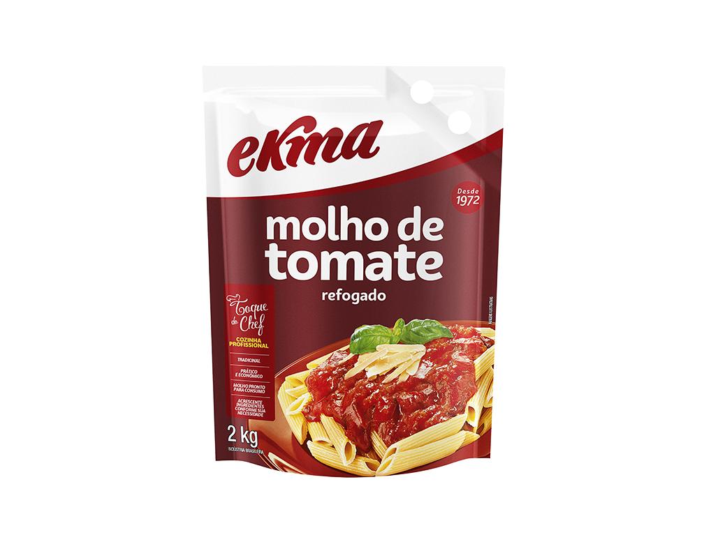 MOLHO REFOGADO EKMA 2 KG