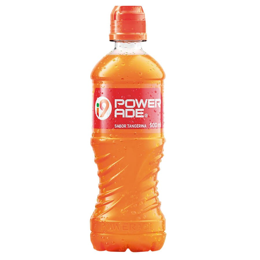 ISOTÔNICO i9 POWERADE TANGERINA 500 ML