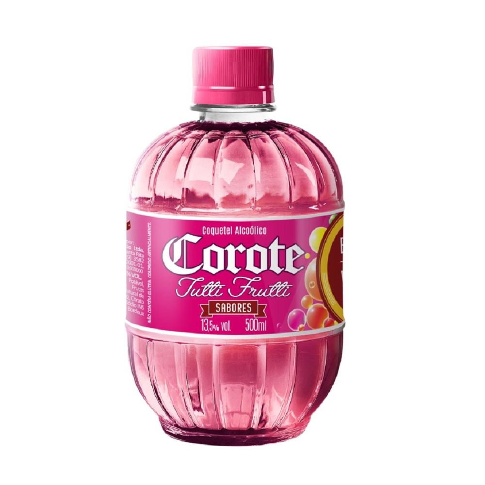 COQUETEL TUTTI FRUTTI COROTE 500 ML