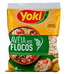 AVEIA EM FLOCOS YOKI 500 G