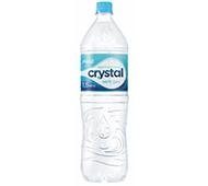 ÁGUA MINERAL CRYSTAL 1,5 L