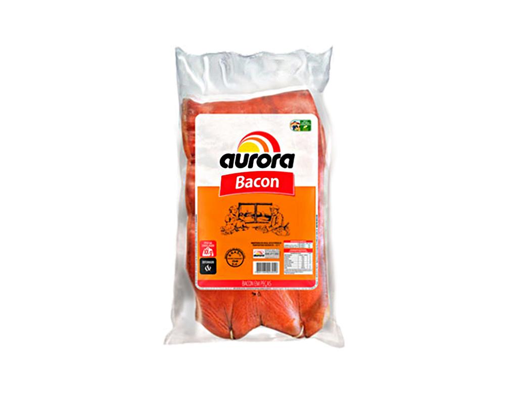 BACON MÉDIO AURORA 3,7 KG