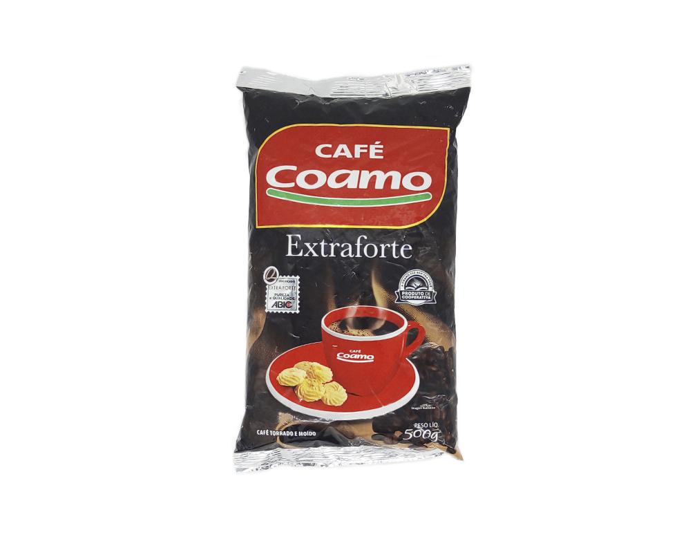 CAFÉ EXTRA FORTE COAMO 500 G