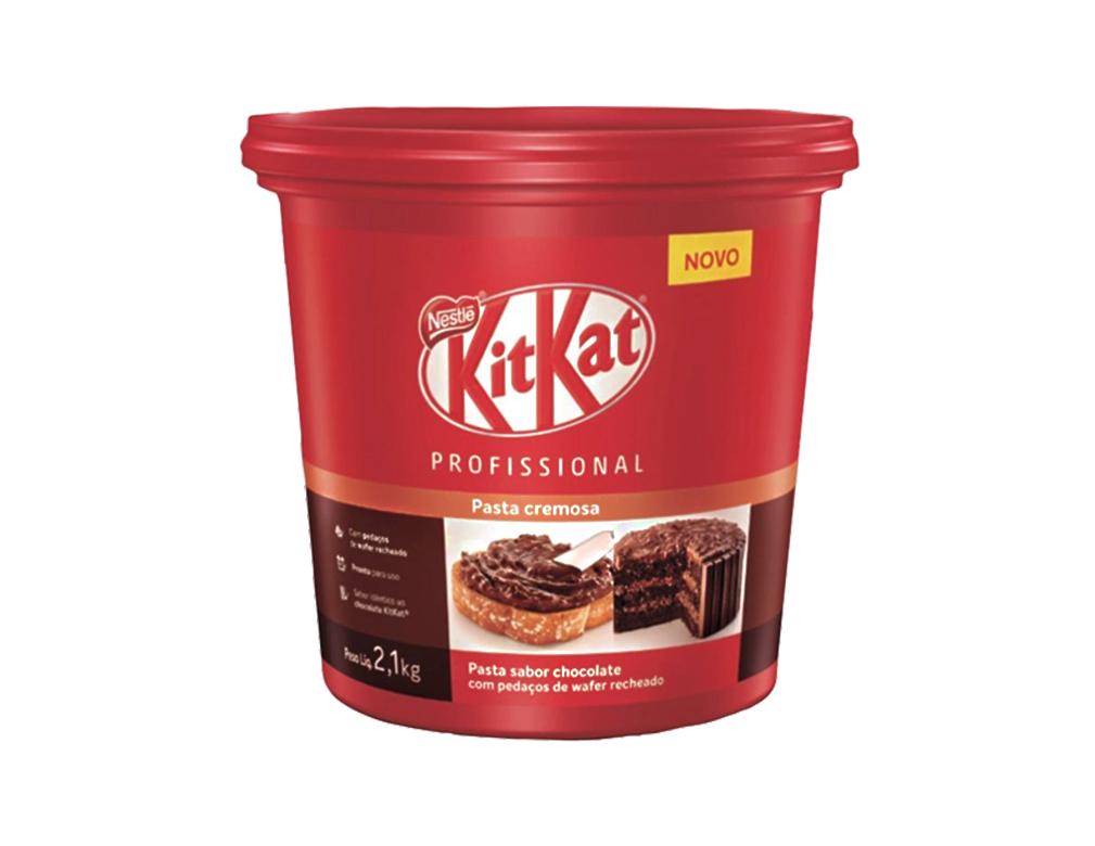 CHOCOLATE PASTA CREMOSA KIT KAT 2,10 KG