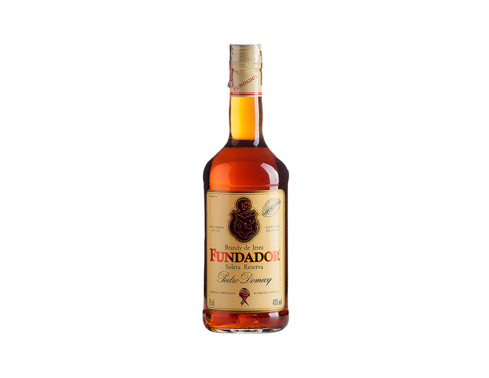 CONHAQUE FUNDADOR 750 ML