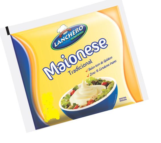 MAIONESE LANCHERO 3 KG